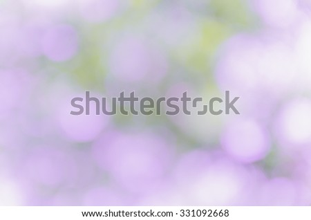 violet bokeh background from nature #331092668