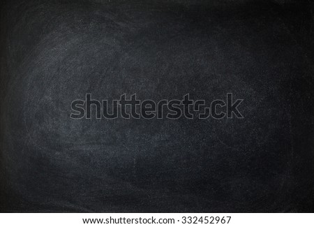 Chalk rubbed out on blackboard for background #332452967