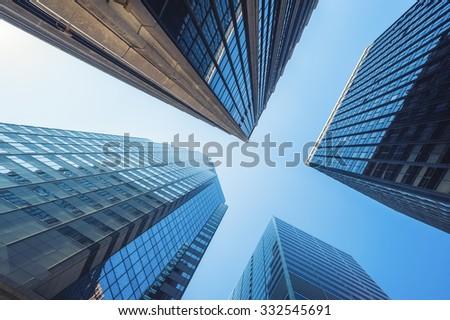 Modern building #332545691