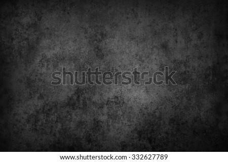Dark textured wall closeup  #332627789