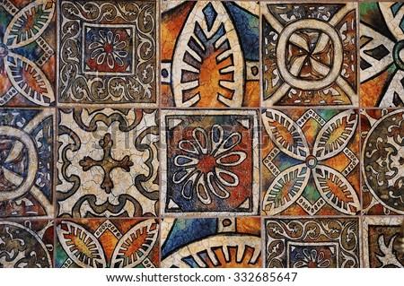 ceramic tile pattern #332685647
