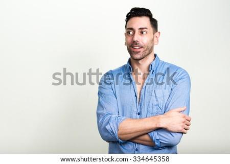 Businessman portrait #334645358