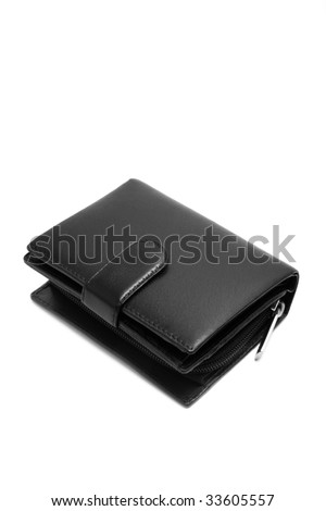 Wallet isolated over white background #33605557