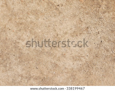Red Dirt Road texture Royalty-Free Stock Photo #338199467