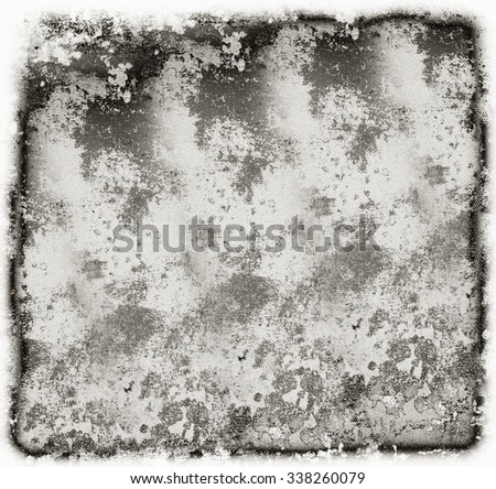 Black and white grunge paper texture background #338260079