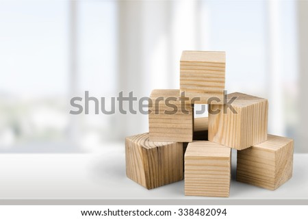 Block. Royalty-Free Stock Photo #338482094