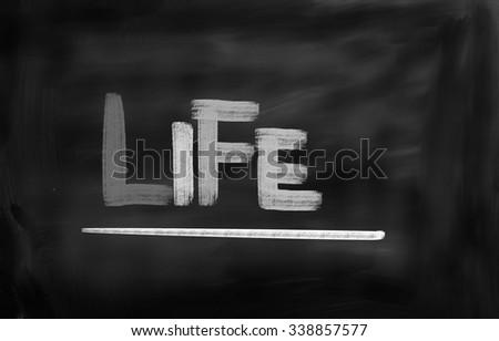 Life Concept #338857577