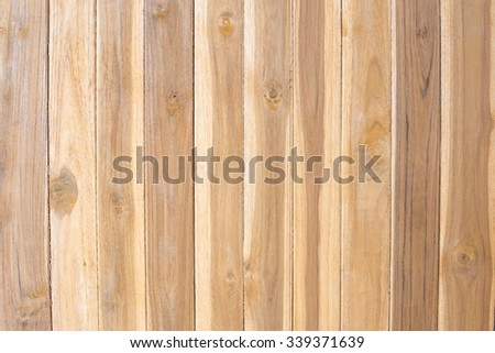 Wood plank brown texture background. #339371639