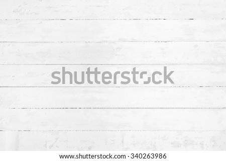 White rustic wood wall texture background #340263986