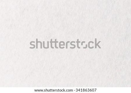 texture of  white felt #341863607