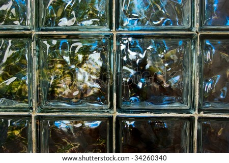 Glass wall #34260340