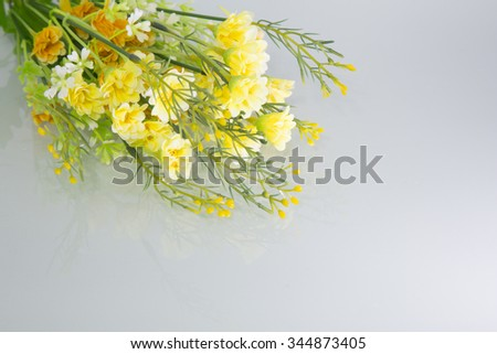 Yellow flower #344873405