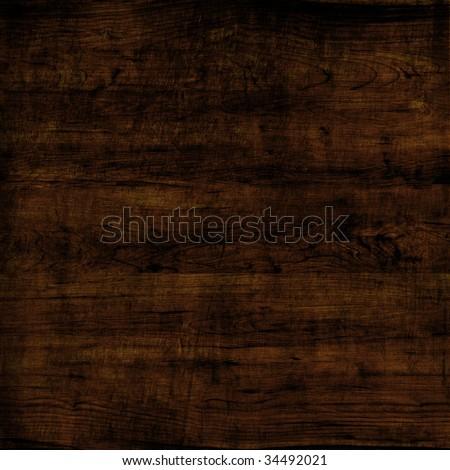 Weathered wood background #34492021