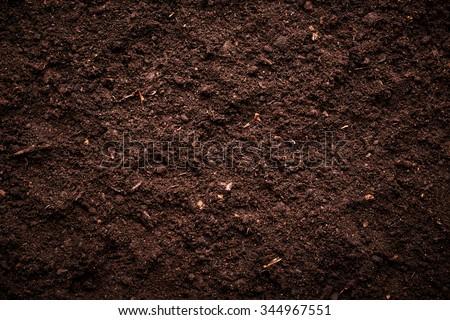 Soil texture Royalty-Free Stock Photo #344967551