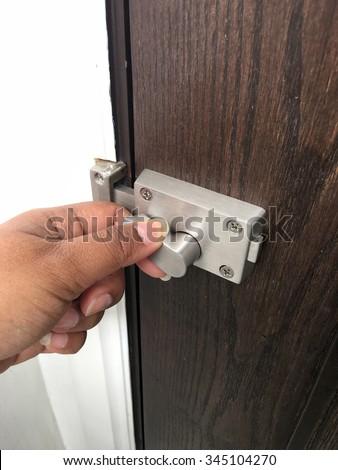 Door with key #345104270