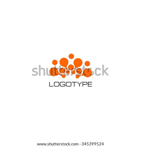 Logo. Sun. Abstract. Travel sign. #345399524