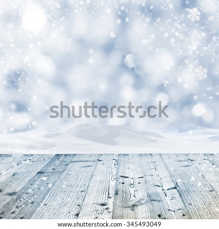 Abstract Christmas background  #345493049