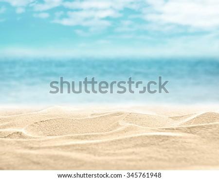 Beach background #345761948
