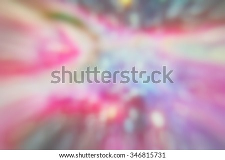 Soft light, colorful background, romantic abstract #346815731