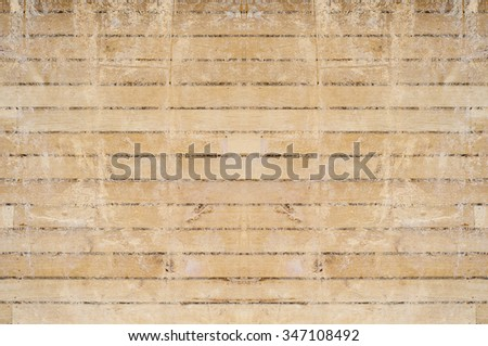 old grunge wall background with pattern #347108492