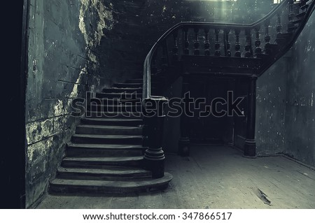 Stair  Royalty-Free Stock Photo #347866517