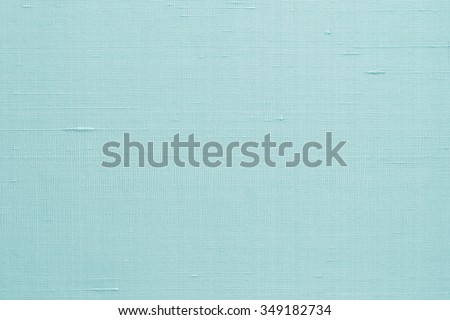 Silk fabric wallpaper texture pattern background in light pale blue green teal color #349182734