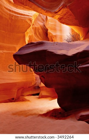 Antelope Canyon, near Page, Arizona #3492264