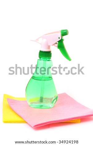 color sponges on white background #34924198