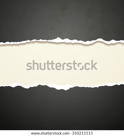 Tear paper on abstract  background #350211515