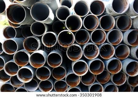 Steel conduit fitting #350301908