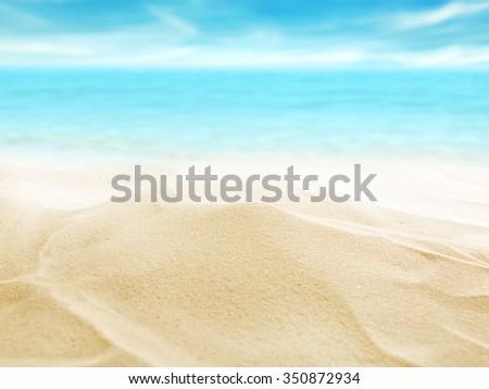 Beach background #350872934