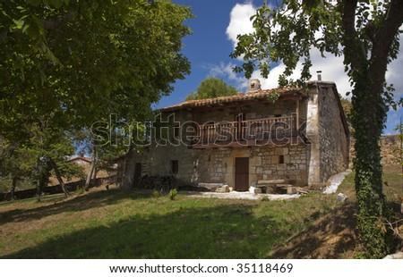 Rural house at Spain #35118469