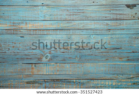 vintage wood background texture with knots and nail holes #351527423