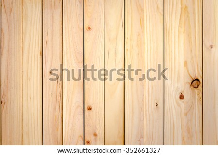 Room. The brown wood texture with natural patterns background. vintage light texture #352661327