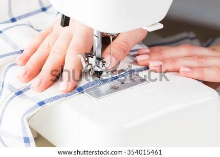 Sewing Process #354015461