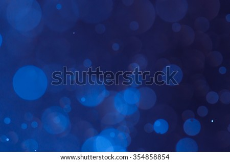 Dark blue abstract backgrounds with bokeh. #354858854