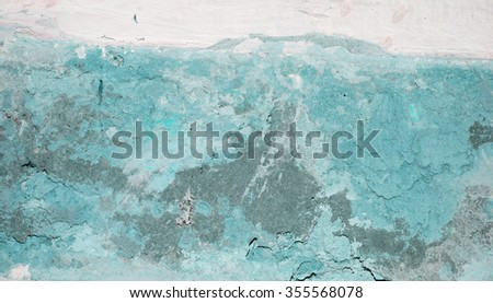 Old grunge wall texture background #355568078