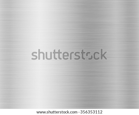 metal, stainless steel texture background with reflection #356353112
