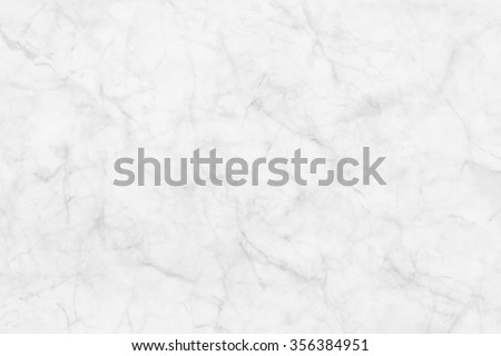White marble texture patterned background for design. #356384951