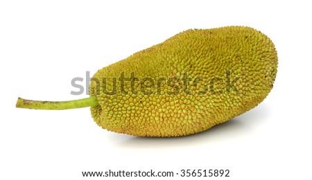 Jackfruit isolated on white background #356515892