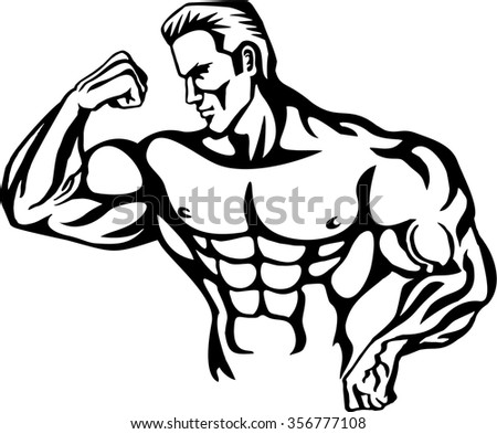 bodybuilder #356777108