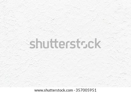 White stucco wall texture background #357005951