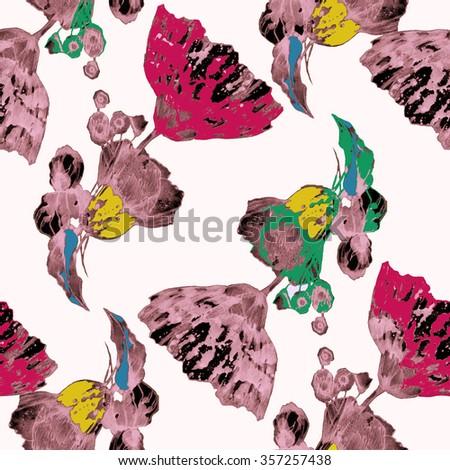 flowers budget texture pattern 7 #357257438
