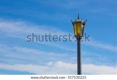 Lamp Post #357530225