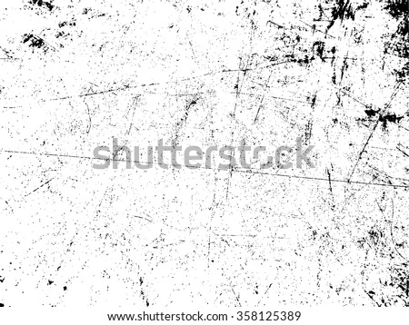 Grunge Urban Background.Texture Vector.Dust Overlay Distress Grain ,Simply Place illustration over any Object to Create grungy Effect .abstract,splattered , dirty,poster for your design.  Royalty-Free Stock Photo #358125389