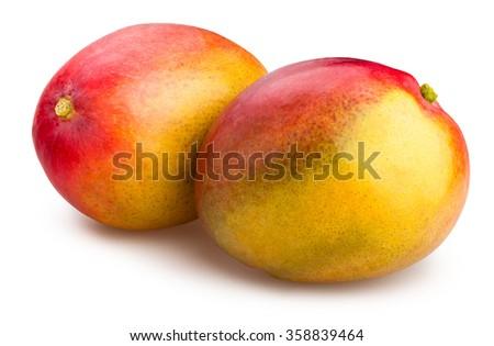 mango isolated #358839464