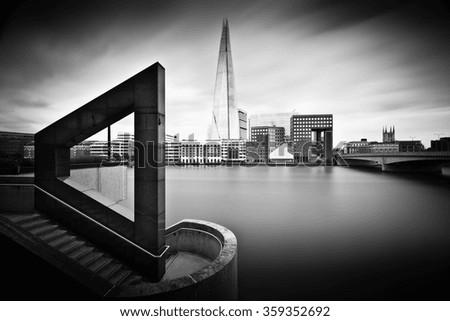London Geometry, buildings in the city of London