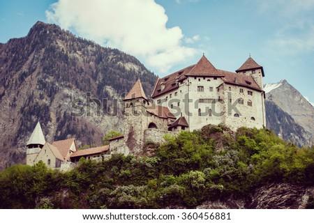 Switzerland castle #360456881