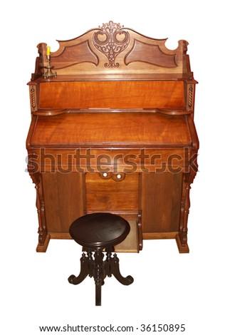 Old fashioned piano #36150895