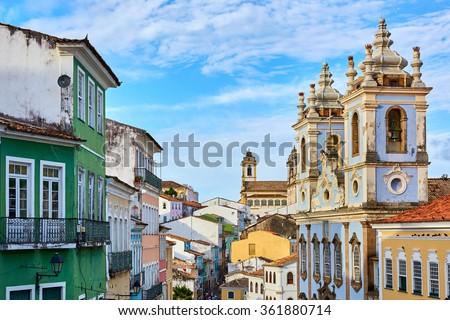 Pelourinho - Salvador Bahia - Brazil